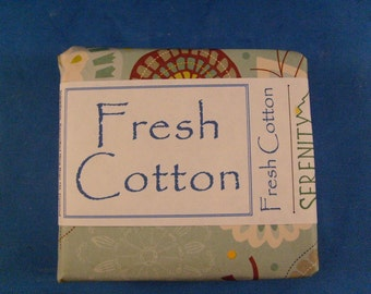 Fresh Cotton Vegan Soap