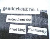 Zine - genderbent no. 1