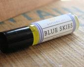 Blue Skies Perfume Oil Coconut Hemp Roll On