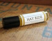 Hay Ride Perfume Oil Coconut Hemp Roll On