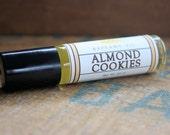 Almond Cookies Perfume Oil Coconut Hemp Roll On