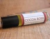 Cocoa Rose Perfume Oil Coconut Hemp Roll On