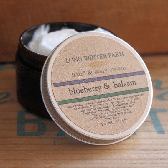 Blueberry Balsam Skin Cream