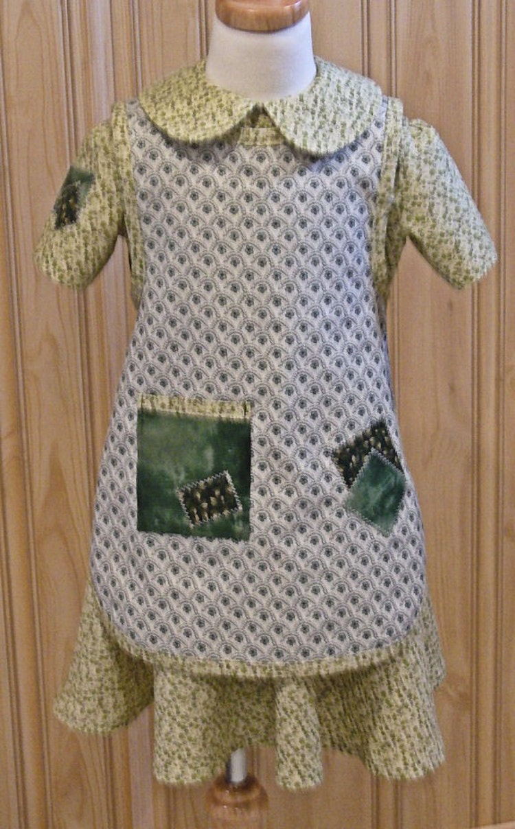 Annie Orphan Dress Costume Girls Size 5 By Thecostumebootique