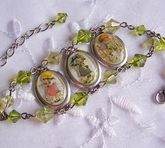 Holly Hobbie Bracelet