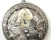 Butterflies... Silver ... Steampunk