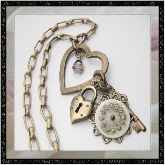 Unlock My Heart ........ Steampunk