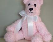 Pretty Pink Bear (special order for Aubrey)