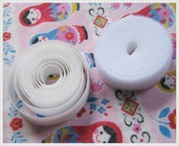 Velcro Super Thin For Blythe/Dal/Pullip Dress Project ( 1 Yard or 90 cm )