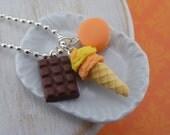 Triple Delights Necklace