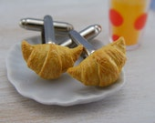 French Pastry Cufflinks