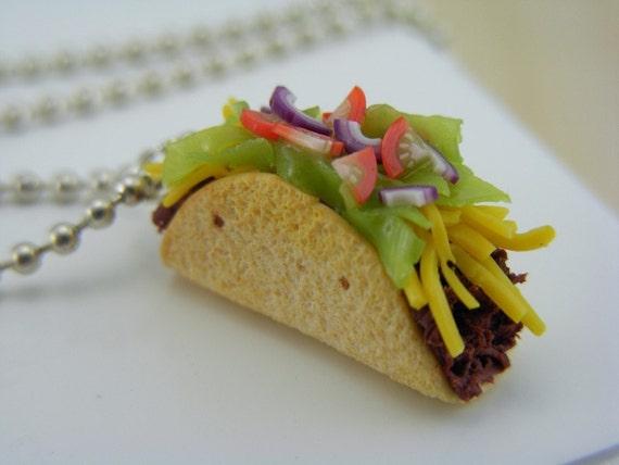 Taco Pendant