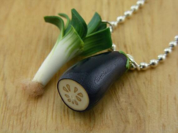 Veggies Necklace