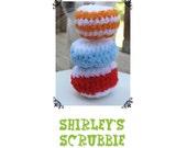 Shirley's scrubbie pdf pattern
