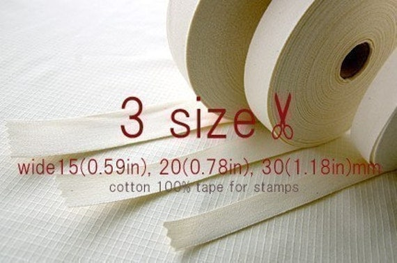 Clearance SALE - 1Meter -  3 - Tape for stamp - Mix