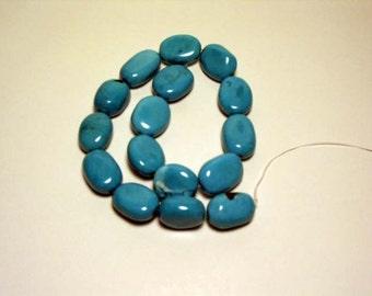 Big Chunks o' Turquoise strand