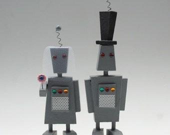 mr. and mrs. roboto