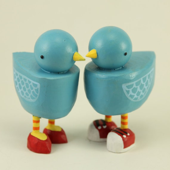baby boy blue bird