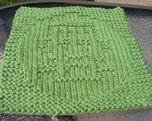 Frankenstein Dishcloth
