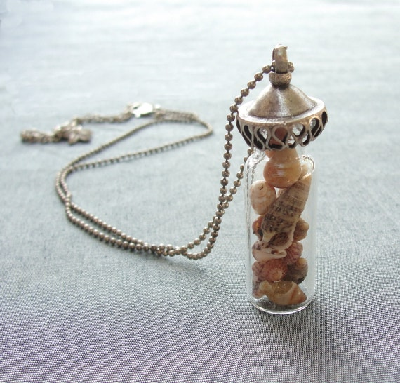Sea Treasure Collection - A Piece of the Ocean With Me Necklace