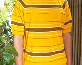 A Touch of Sunshine men's vintage sweater