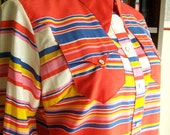 Peyote Cowgirl vintage western shirt by Rockmount Ranch Wear