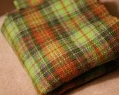Plaid Fabric-Reserved for Erica