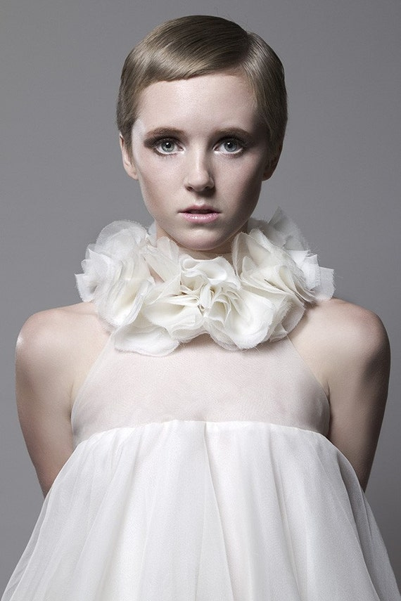 Silk Charlie Halter BabyDoll Dress Reserved for Clara Ong