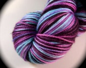 TWILIGHT - Soft n Sturdy Sock - Superwash Merino Wool w/Nylon - Yarn Lust Threads