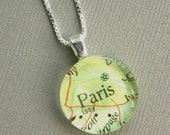 Paris - Well Traveled Necklace