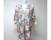 SALE!!! En FOCUS . vintage blazer . size 11 - 12 medium . made in USA