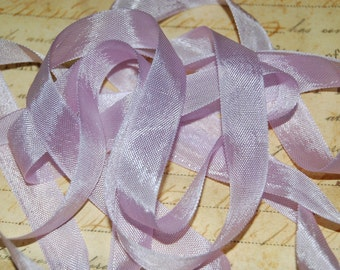 Pale Violet Vintage Seam Binding Ribbon