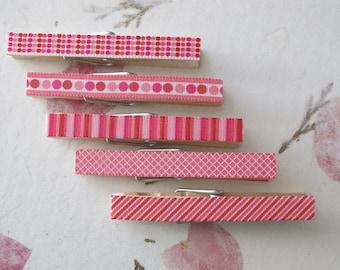 Decorative Clothes Pins