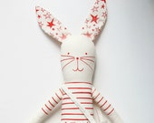 Special Easter offer Make your own Rabbit kit RED