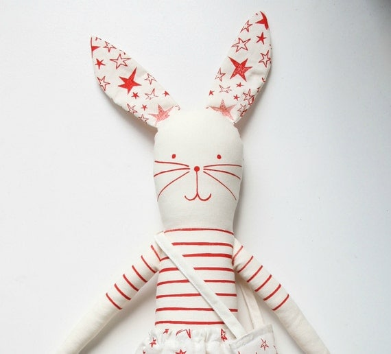Make your own Rabbit kit RED