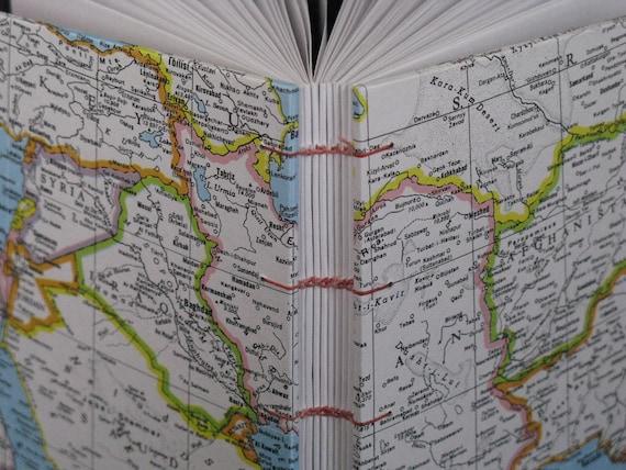 Middle East MapTravel Journal, Coptic Bound