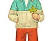 20% Off SALE! Oliver and S PATTERN - Nature Walk Pullover and Knit Pants - SZ 5-12