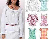 New Look Sewing PATTERN - 6892 - Sz 6-16