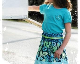 Favorite Things PATTERN - Little Belle Skirt