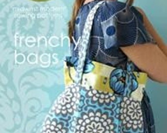 20% Off! Amy Butler PATTERN - Frenchy Bags
