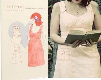 Colette Sewing PATTERN - Parfait - Dress