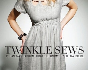 20% Off SALE! Twinkle Sews BOOK by Wenlan Chia