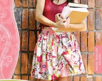 20% Off SALE! Patricia Bravo PATTERN - Bo Peep Skirt