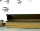 Flying Monkey Wall Graphics - wd1035