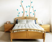 Large Vine Wall Decals