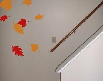 Leaf Wall Decals