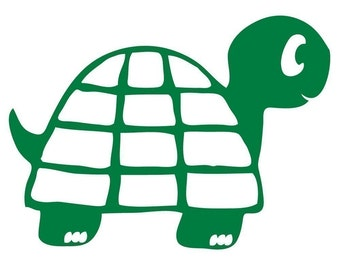 Turtle Wall Graphic
