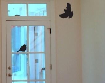 Pair Of Birds Decal