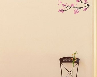 Wall Decal Small blossom branch