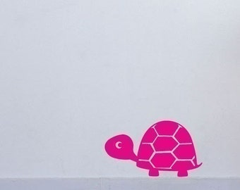 Vinyl Sticker Turtle